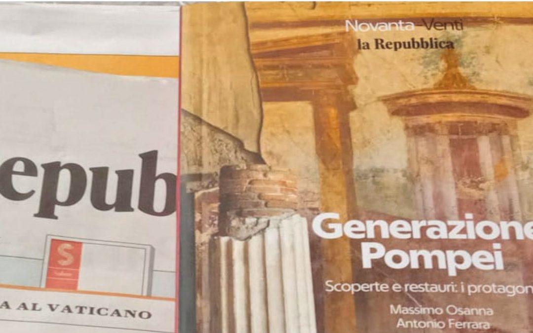 Igiene Urbana Evolution sostiene Generazione Pompei