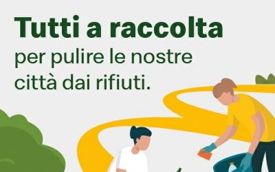 "Igiene Urbana Evolution ti aspetta a ""Tutti a Raccolta"""